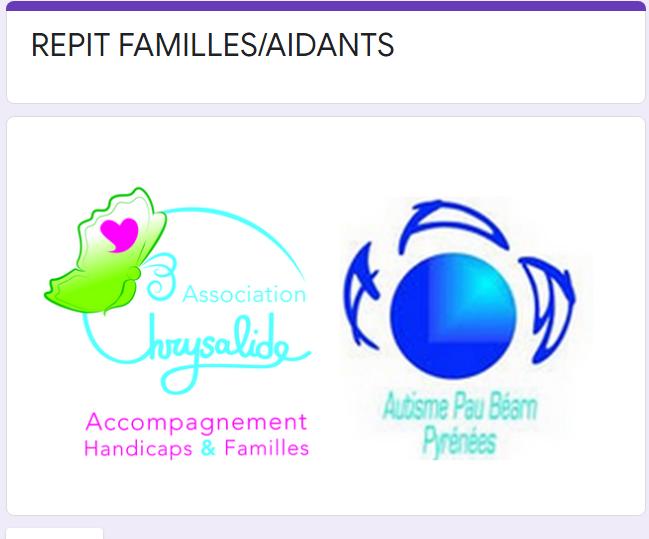 RÉPIT FAMILLES/AIDANTS