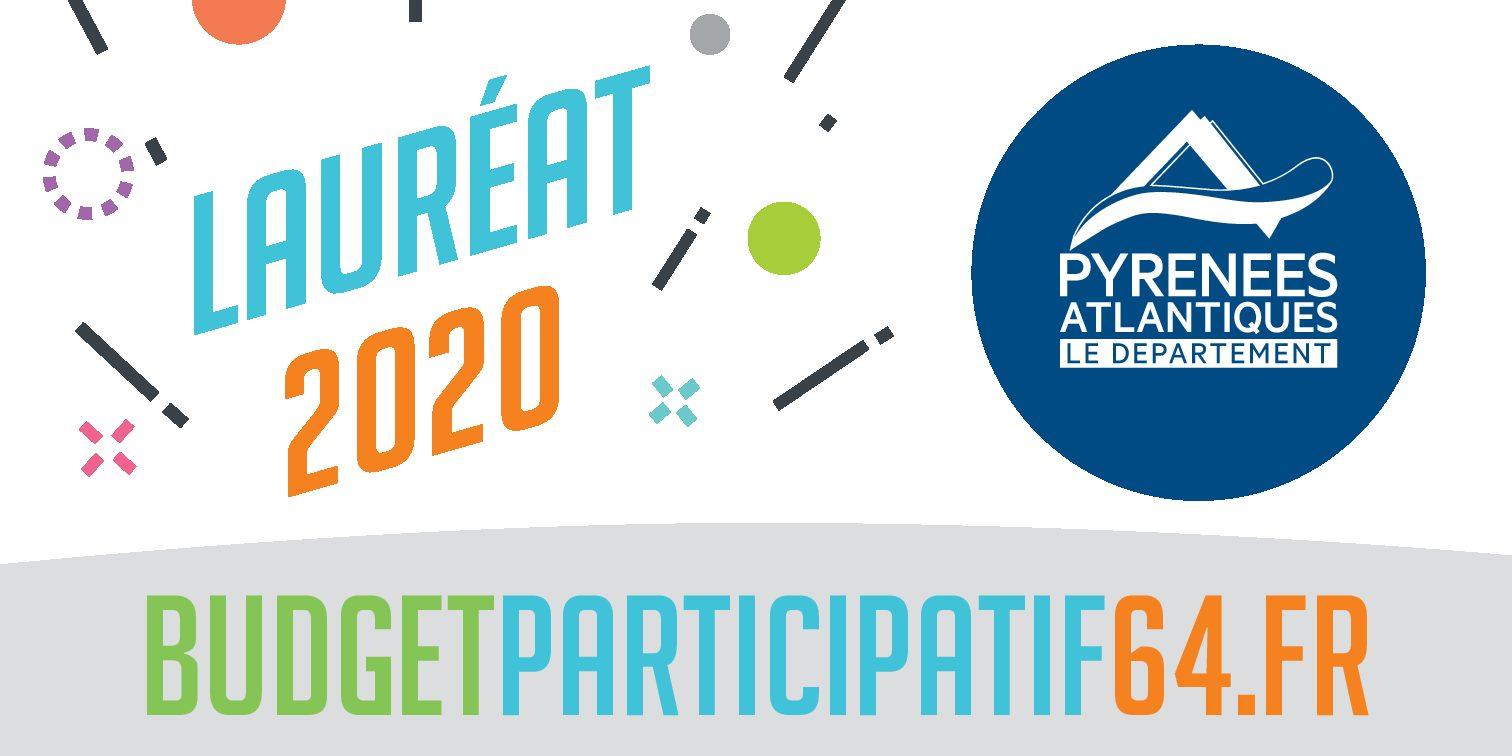 AUTISME PAU BÉARN LAURÉAT 2020 DU BUDGET PARTICIPATIF DU DÉPARTEMENT